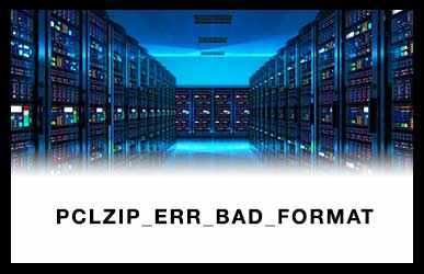 PCLZIP_ERR_BAD_FORMAT