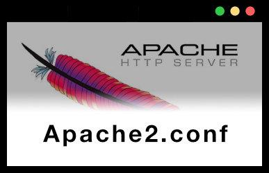 Configuracion de Apache2.conf
